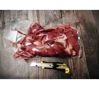 Котлетное мясо кабана с/м в/у (1-1,5 кг.)