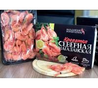 Магаданская креветка в/м 50+ (400 г.)