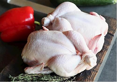 Цыплята корнишоны с/м в/у (350-450 г.)