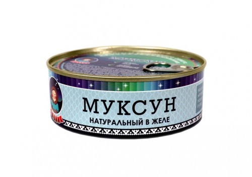 МУКСУН (НАТ. В ЖЕЛЕ) 240 ГР ГОСТ 7455-2013