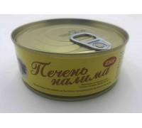 Печень налима натуральная 230 г.