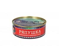 Ряпушка (натуральная в томатном соусе) 240 г.