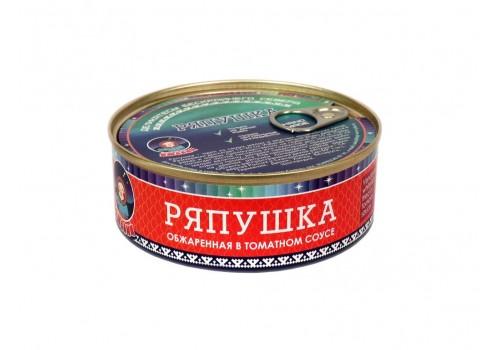 Ряпушка (обжаренная в томатном соусе) 240 г.