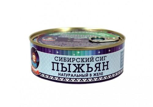 ПЫЖЬЯН (НАТ. В ЖЕЛЕ) 240 ГР ГОСТ 7455-2013