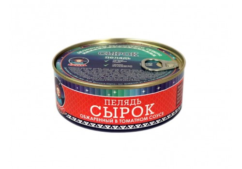 Сырок (обжаренный в томатном соусе)  240 г.