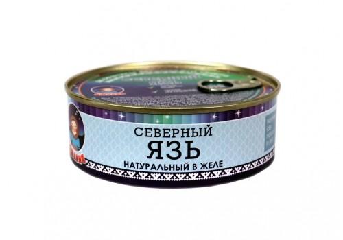 ЯЗЬ СЕВЕРНЫЙ (НАТ. В ЖЕЛЕ) 240 ГР ГОСТ 7455-2013