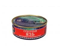 Язь (обжаренный в томатном соусе)  240 г.